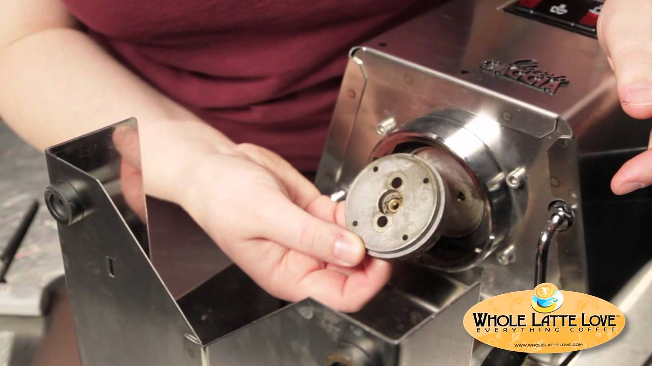 How To Replace The Group Gasket On The Gaggia Classic Youtube