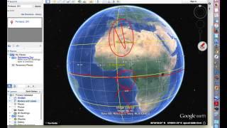 Hemispheres of Earth