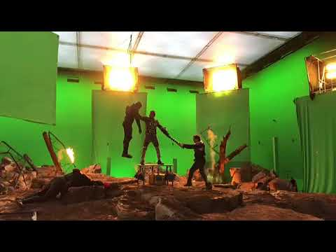 Avengers Endgame Behind The Scenes Avengers 4 Breakdown Vfx Video