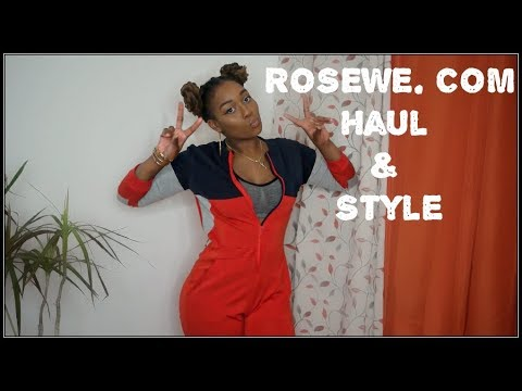 e903cb3613b Rosewe Review   Haul - YouTube