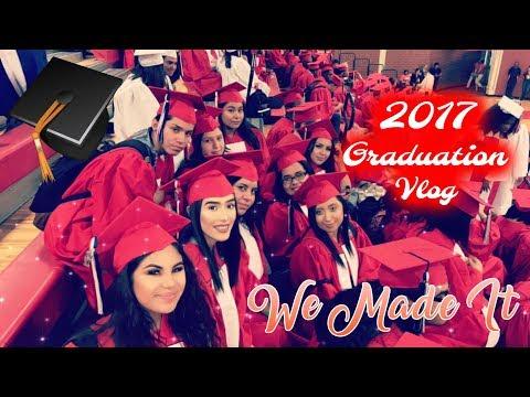 2017 Graduation Vlog (Valley High School)