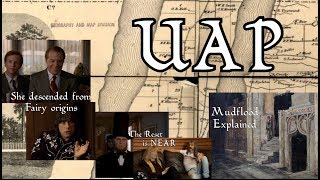 Spinal UAP   What is MUDFLOOD? American History Mystery Giants, Coneheads, Upstate NY