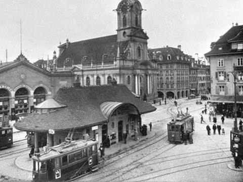 Stadt Bern um 1925 - 1930