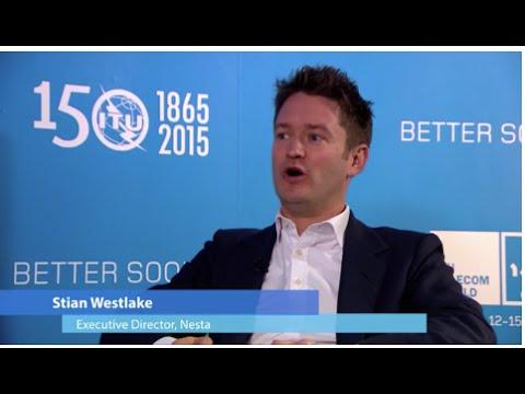 ITU TELECOM WORLD 2015 INTERVIEWS: Stian Westlake, Executive Director, Nesta