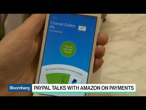 PayPal Talks With Amazon on Payments