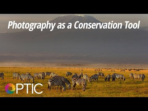 Optic 2016: Photography as a Conservation Tool with Ron Magi