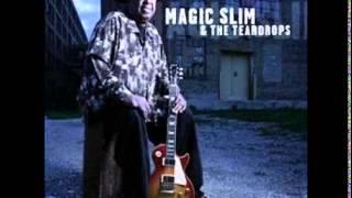 Magic Slim & The Teardrops   Driftin Blues