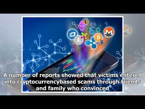 ACCC Australians lost over AU$2.1m to cryptocurrencyrelated scams in 2017