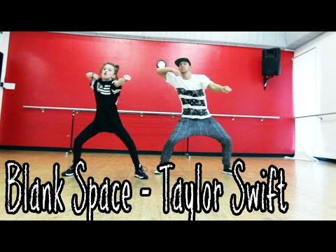BLANK SPACE - Taylor Swift Dance | @MattSteffanina & 11 y/o Taylor Hatala