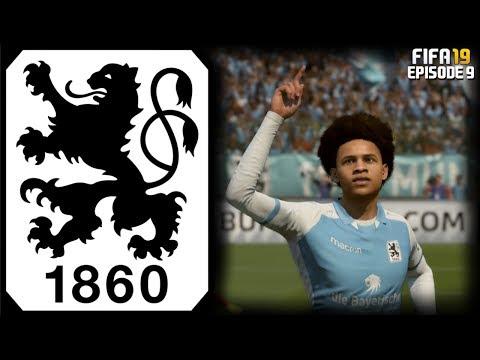FIFA 19 CAREER MODE 1860 MUNCHEN RTG - #9 GOING FOR THE TREBLE!!