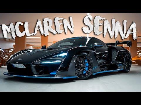 McLaren SENNA! | DIE UNFASSBARE SUPERCAR GARAGE | Daniel Abt