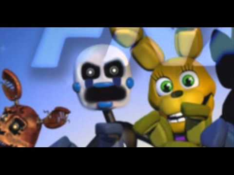 FNAC World - Adventure Animatronics (FanMade) | Five Nights At Candy´s