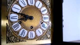 URGOS Triple Chimes Mantle Clock ~  Whittington 、Westminster、 Winchester