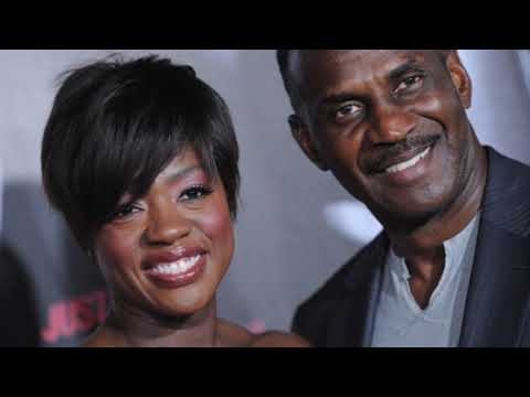 Viola Davis - From Baby to 53 Year Old
