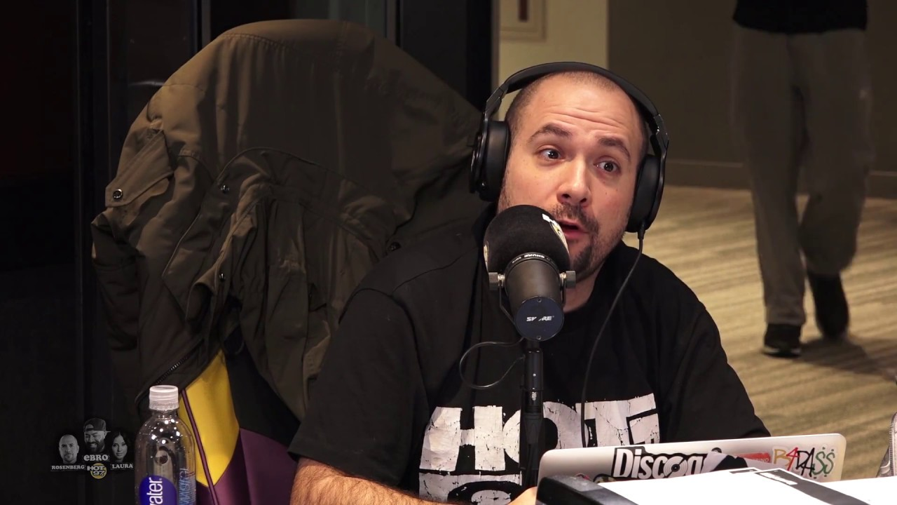 Post Malone & Rosenberg Settle Their Differences + Ebro Goes In On NFL