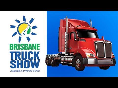 Brisbane Truck Show Live Stream 2017