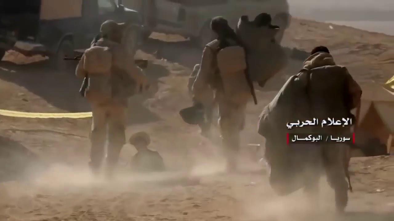 Syria war helmet cam go-pro combat heavy clashes