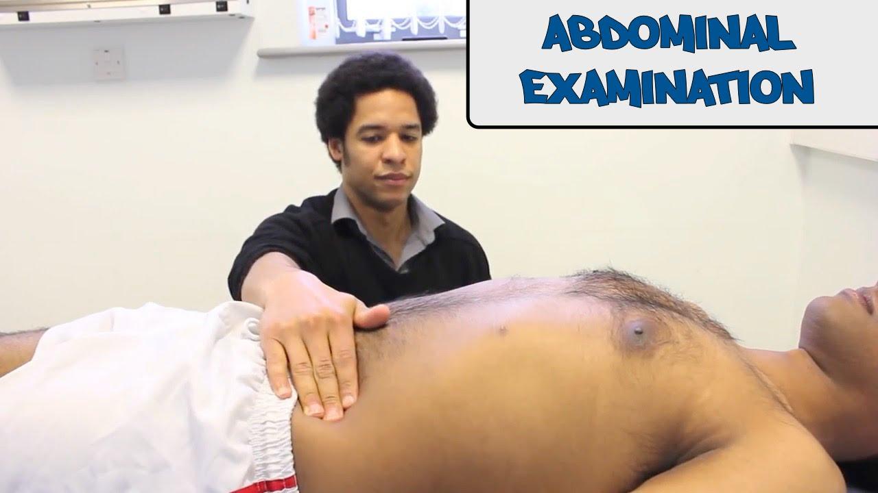 Image result for abdominal examination