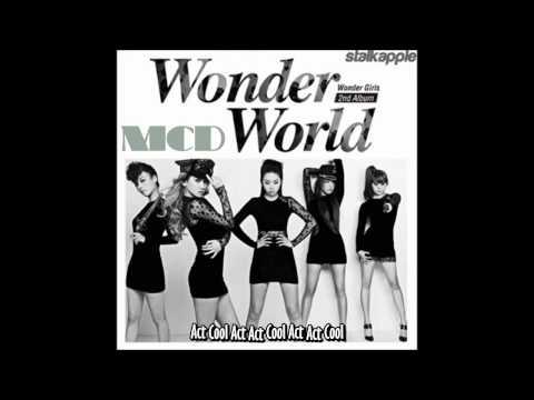 [Vietsub] Act Cool - LIM (Wonder Girls) ft San.E