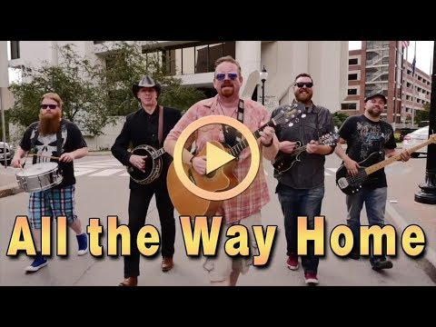 Riff Johnson - All The Way Home (feat. Hal Meyers