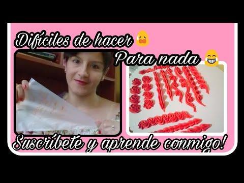 Clase De Boquillas Para Decorar Pasteles/ Lucy's Cakes