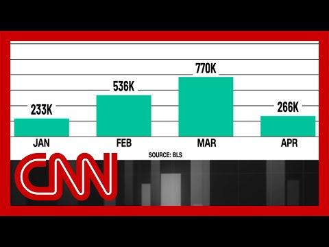 CNN explains surprising US jobs report