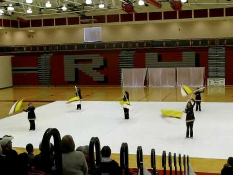 Hillsboro High School Color Guard
