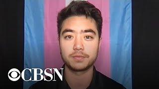 Former NCAA swimmer Schuyler Bailar discusses attacks on transgender Americans' civil liberties