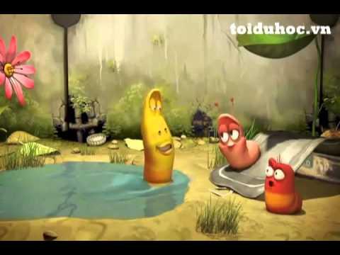 Hoạt hình Larva vui nhộn
