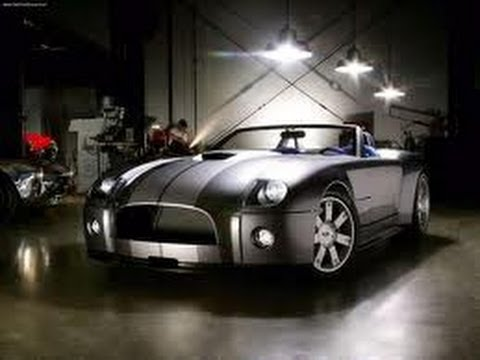 Need for Speed™ Most Wanted Shelby COBRA 427 Hidden Location Find It ...