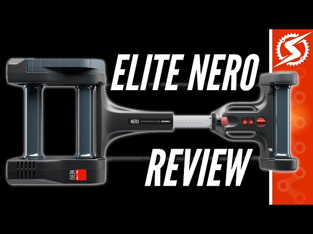 ELITE NERO SMART ROLLERS  REVIEW AND NOISE DEMO