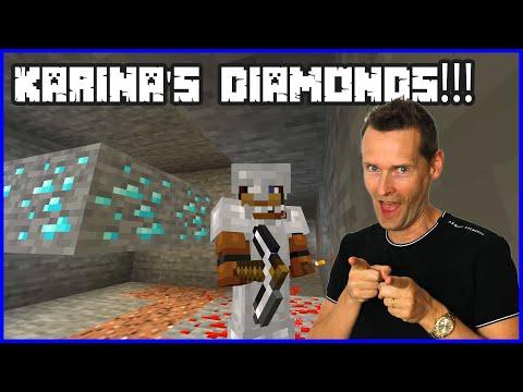 I FOUND EPIC DIAMONDS IN KARINA'S REALM!!!