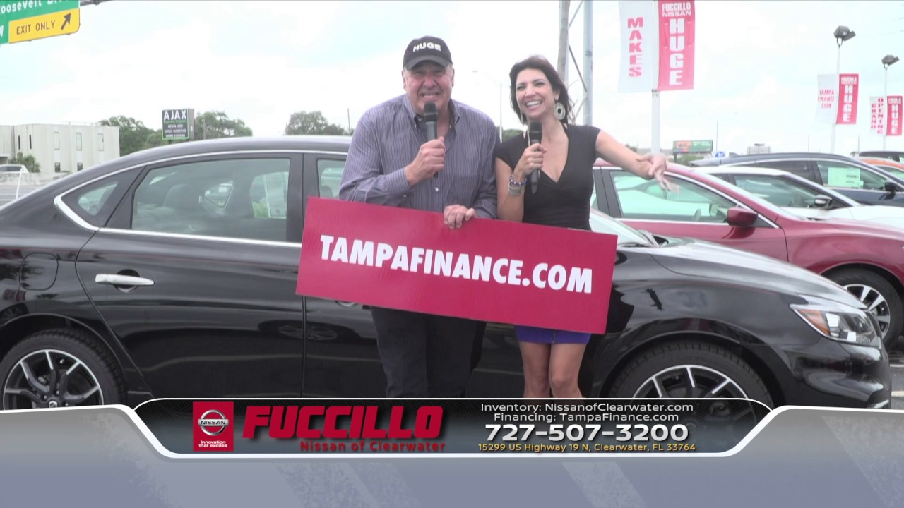 Lovely Fuccillo Nissan Of Clearwater June