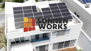 Sonnen Works - Proyecto de Paneles Solares en Valle Poniente
