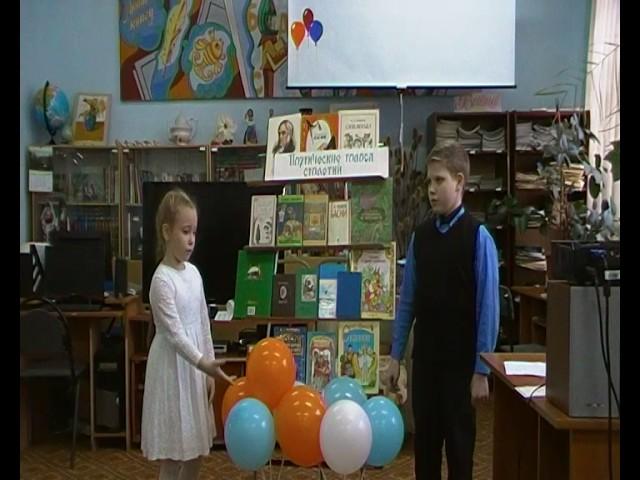 Изображение предпросмотра прочтения – Ксения и НиколайНовиковы читает произведение «Волк и Ягнёнок» И.А.Крылова