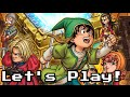 Hour 1 - Let's Play Dragon Quest VII Fragments of the Forgotten Past