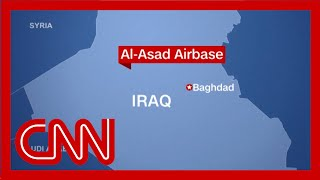 Rockets hit al-Asad air base in Iraq where US troops are located