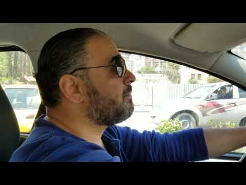A drive through Damascus with Mohannad