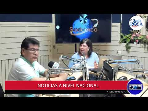 'A PENSAR MÁS CON ROSA MARÍA PALACIOS' 10-01-2019