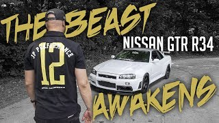 JP Performance - Nissan Skyline R34 GT-R | The Beast Awakens