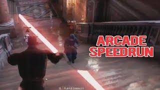 Star Wars Battlefront 2: Arcade Speedrun - 47 Sec -Fastest On Youtube