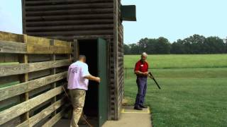 Firearm Safety - On the Skeet Field - Gun Safety and Hunter Safety