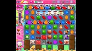 Candy Crush Saga Level 915 No Boosters 2 Stars