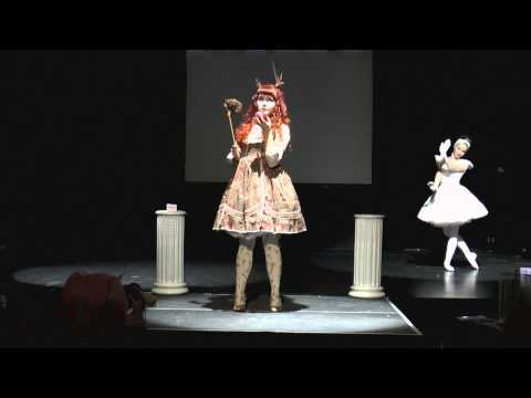 The Fairy Forest Fashion Show (Hellocon 2014)