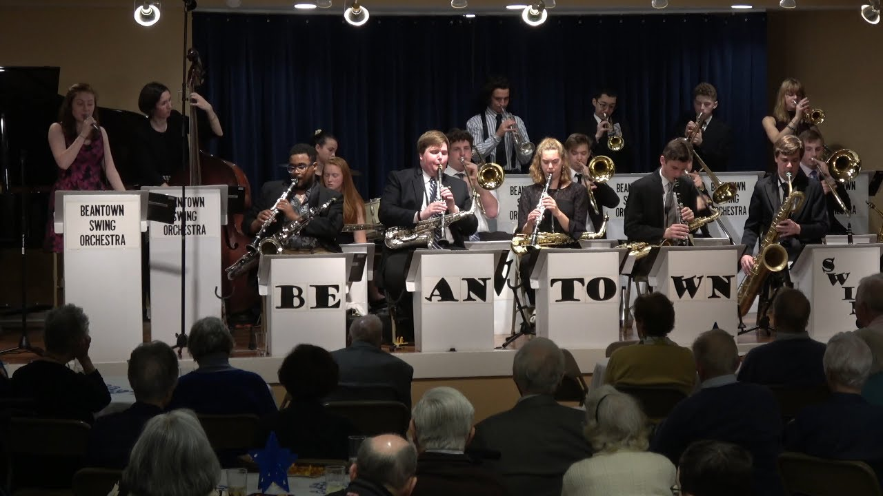 Beantown Swing Orchestra Unplugged