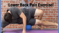 IT Band (Iliotibial Band) Release |  Lower Back Pain Exercise!