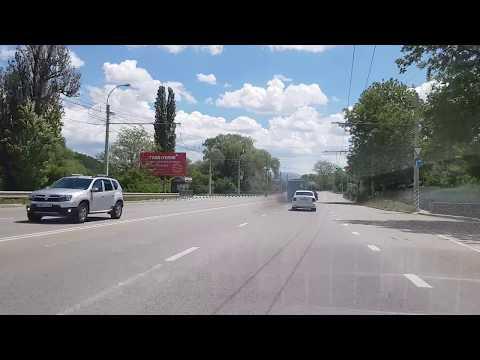 Объездная Симферополь-Ялта/Крым