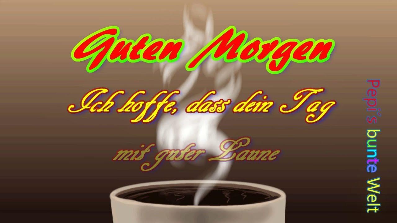 Guten Morgen Kaffee Ist Fertigtag Beginnt Mit Einem Lächeln Gute Launecoffee Good Morning
