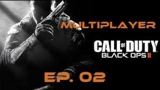 Black Ops 2 Multiplayer Ep. 02 - Gaat lekker!  (NL Dutch commentary)