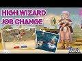 HIGH WIZARD JOB CHANGE QUEST | Ragnarok Mobile Eternal Love